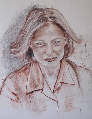 Jodie Foster par pascou
